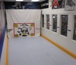 Awesome indoor mini rink!