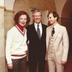 Robert Strong with President Carter & First Lady 1980
