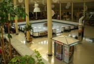 Shopping mall rental setup