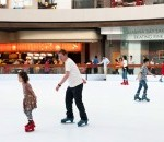 Skating Rink Crowd
